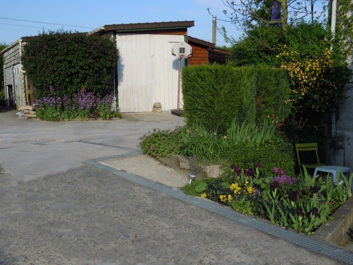 Location de vacances - Gîte à Crécy-la-Chapelle - aire de jeux