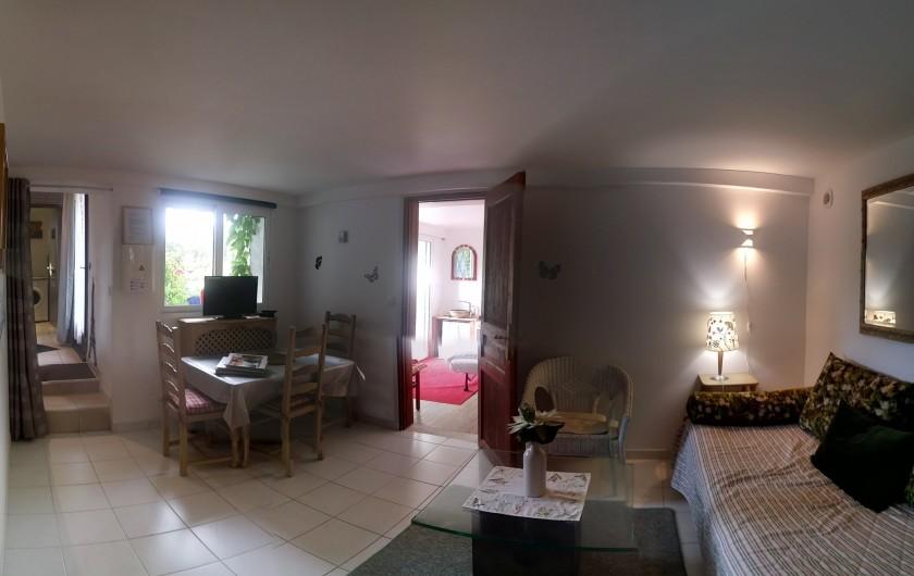 Location de vacances - Gîte à Crécy-la-Chapelle - chambre N°2