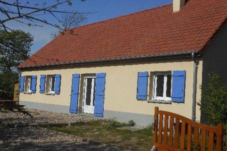 Villa Au Marquenterre Prs Du Crotoy Et De Quend  SaintQuentinEn