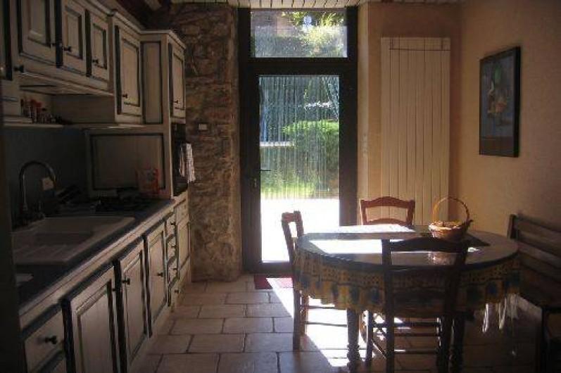 Location de vacances - Maison - Villa à Chamborigaud