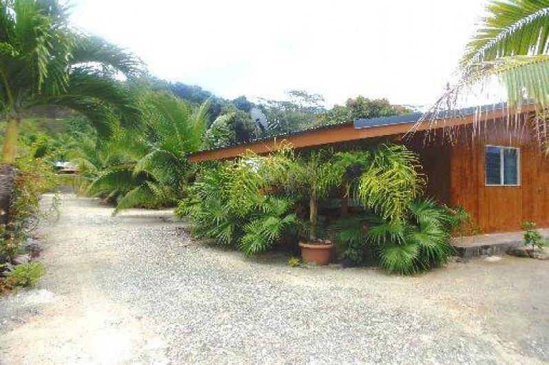 Location de vacances - Villa à Huahine