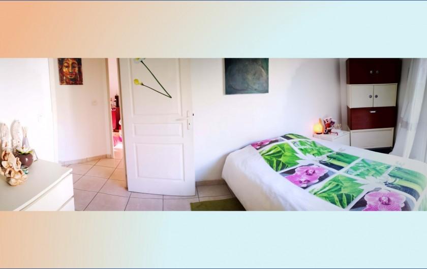 Location de vacances - Villa à Le Grau-du-Roi - Chambre 1