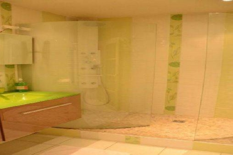 Location de vacances - Appartement à Troyes - Salle de bain