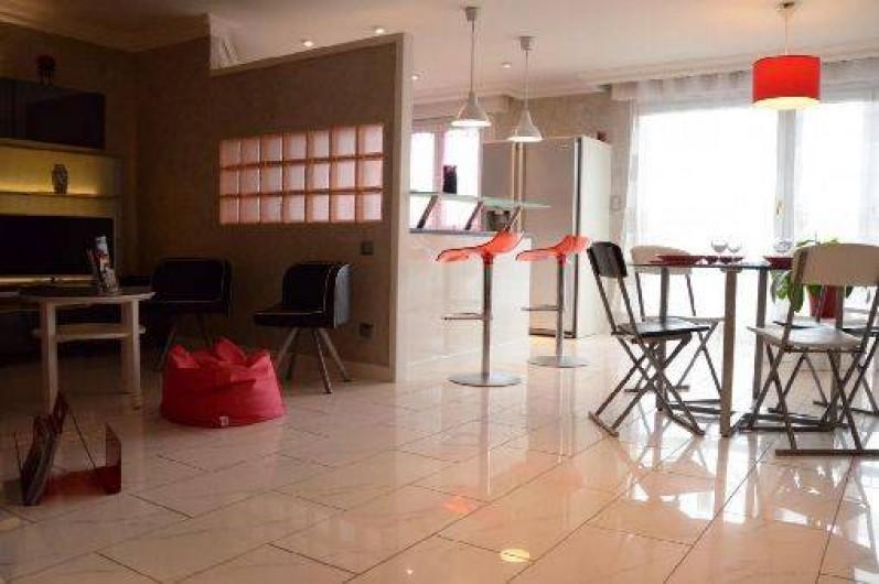 Location de vacances - Appartement à Troyes - Salle à manger