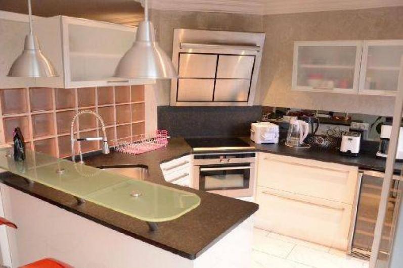Location de vacances - Appartement à Troyes - Cuisine