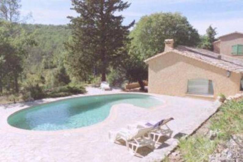Location de vacances - Mas à Lorgues