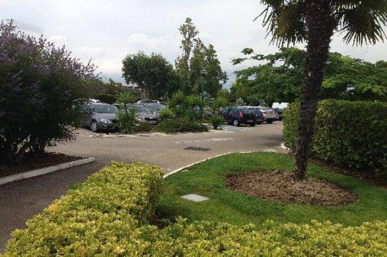 Location de vacances - Appartement à Mandelieu-la-Napoule