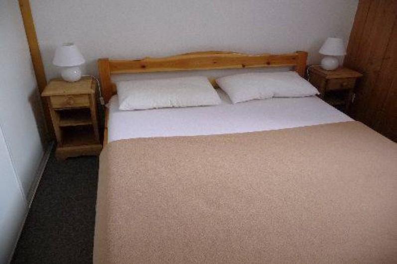 Location de vacances - Appartement à Valloire - CHAMBRE