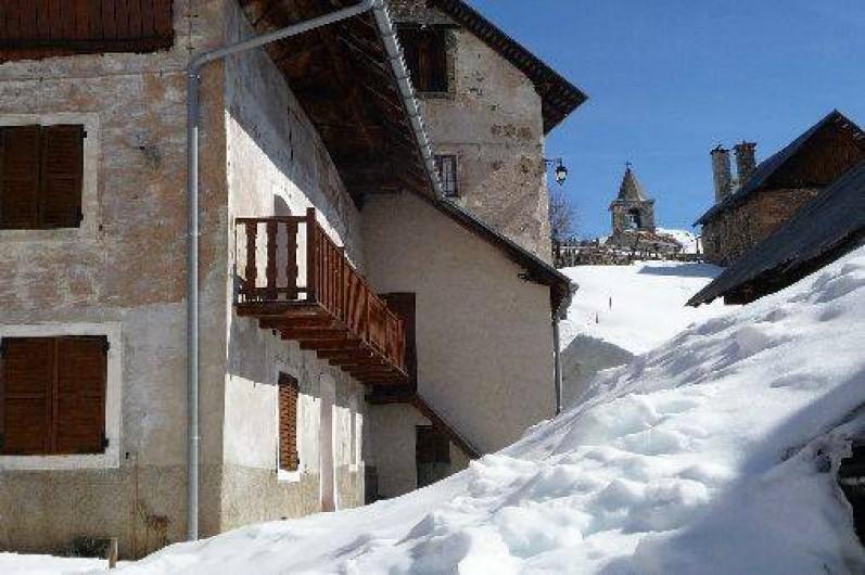 Location de vacances - Appartement à Valloire - VILLAGE