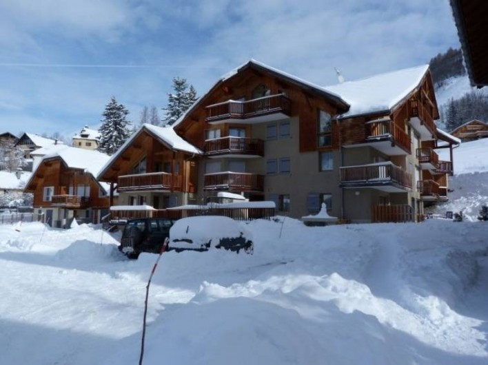 Location de vacances - Appartement à Valloire - LE CHALET