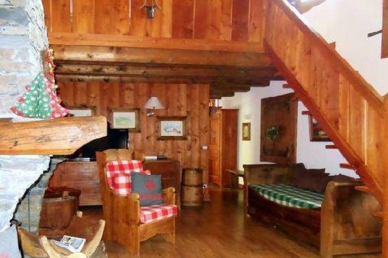 Location de vacances - Chalet à Sainte-Foy-Tarentaise