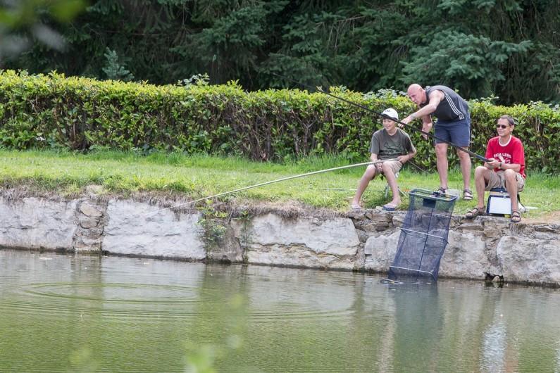 Location de vacances - Chalet à Rieupeyroux - La pêche