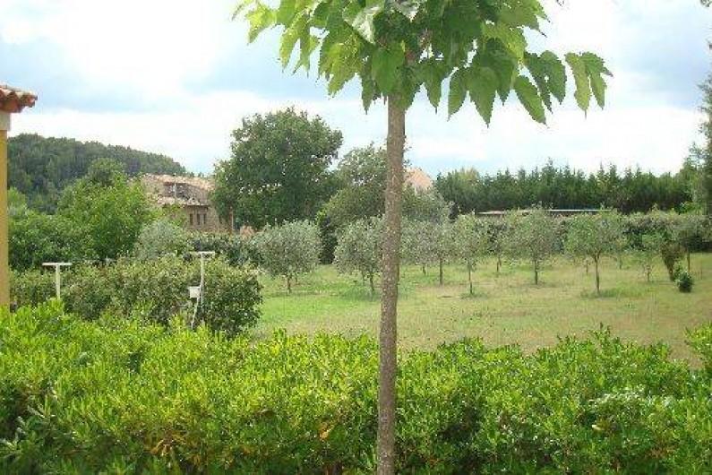 Location de vacances - Gîte à Draguignan