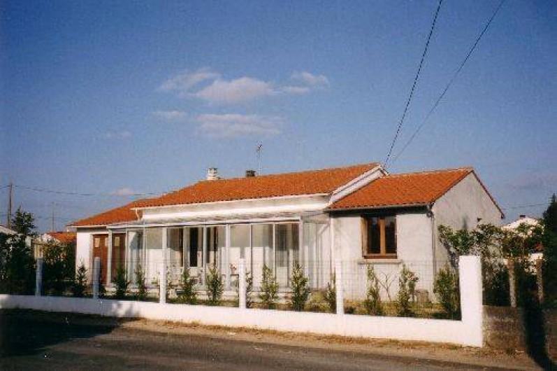 Location de vacances - Villa à Vandré