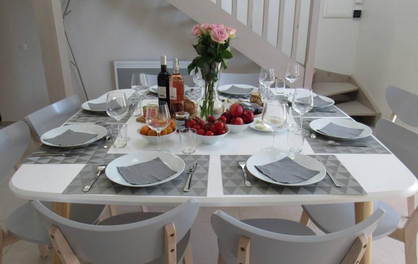 Location de vacances - Gîte à Lougratte - Cuisine Gîte Fakir 6 places
