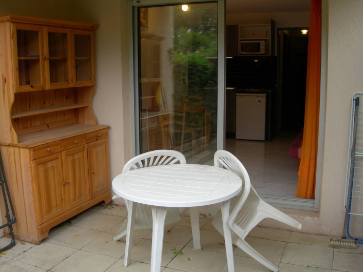 Location de vacances - Appartement à Les Issambres