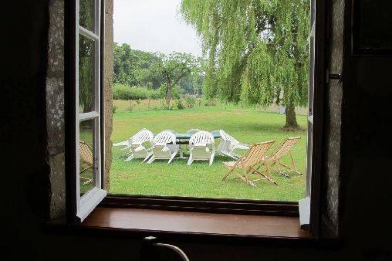 Location de vacances - Gîte à Chavenon