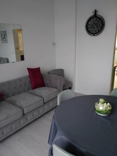 Location de vacances - Maison - Villa à Mers-les-Bains - SALON