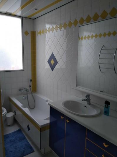 Location de vacances - Maison - Villa à Mers-les-Bains - SALLE DE BAIN