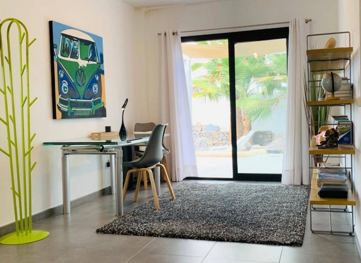 Location de vacances - Villa à Lajares - bureau