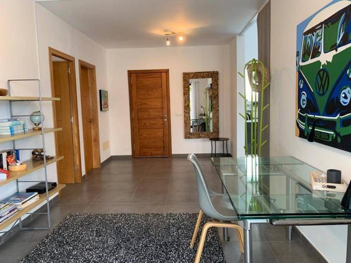 Location de vacances - Villa à Lajares - entree