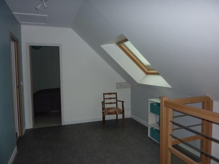 Location de vacances - Gîte à Teurthéville-Hague - Mezzanine
