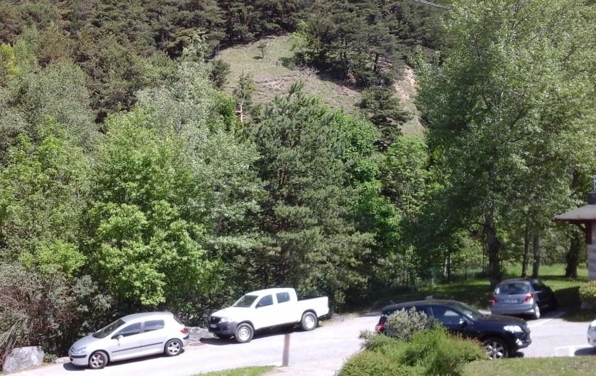 Location de vacances - Appartement à Séez - même arrivée l'été