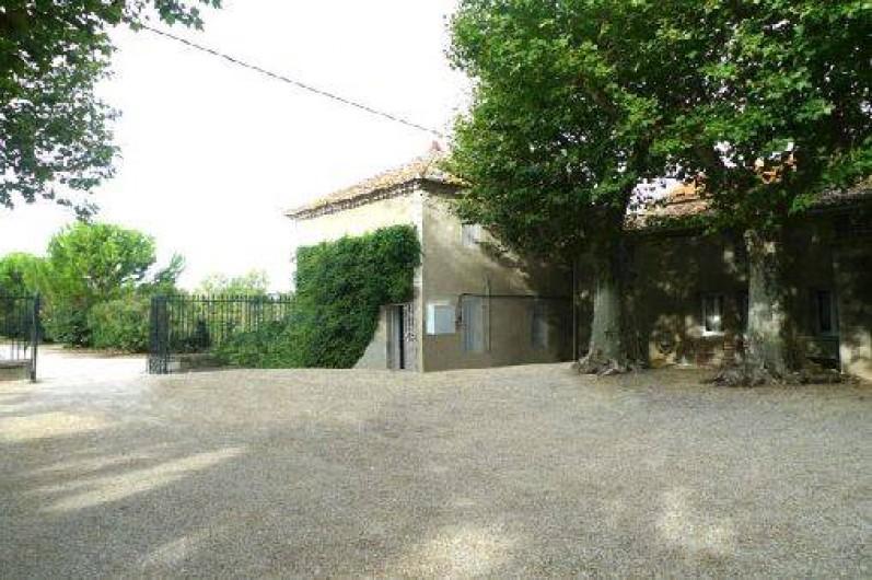 Location de vacances - Maison - Villa à Nîmes