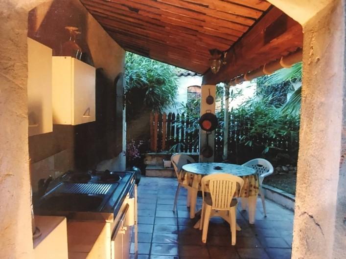 Location de vacances - Chambre d'hôtes à Saint-Paul-de-Vence - Cuisine Phoenix