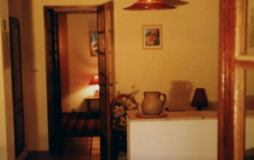 Location de vacances - Chambre d'hôtes à Saint-Paul-de-Vence - Chambre Phoenix