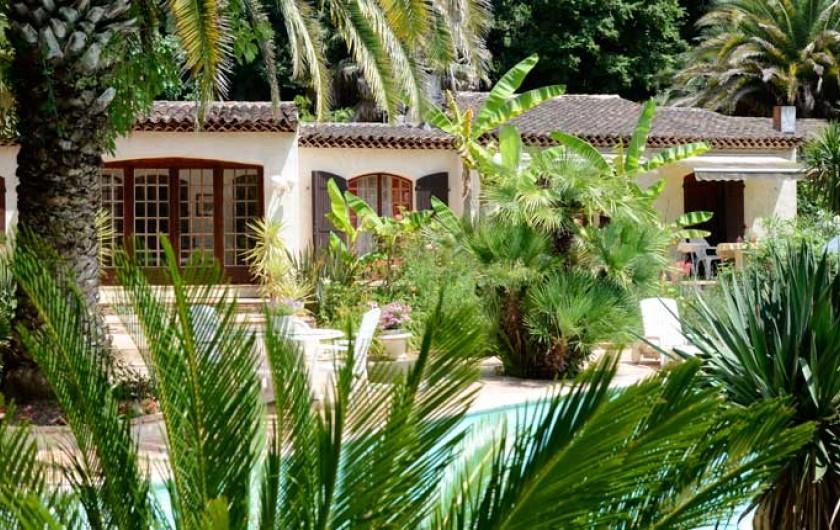 Location de vacances - Chambre d'hôtes à Saint-Paul-de-Vence