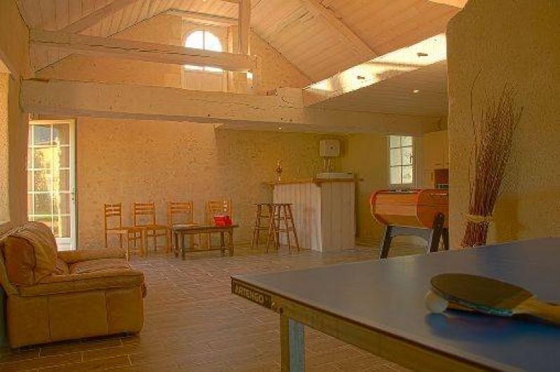 Location de vacances - Gîte à Baugé en Anjou