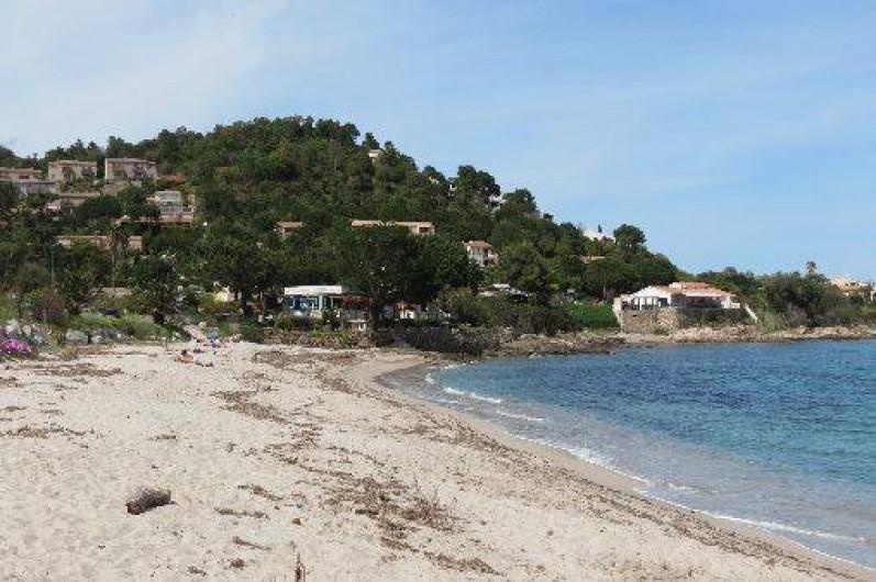 Location de vacances - Villa à Conca - Plage de Tarco en avril ...
