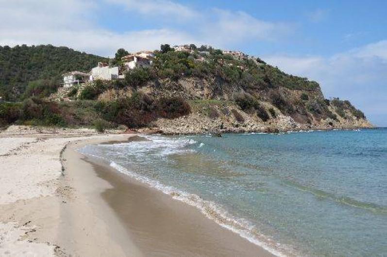 Location de vacances - Villa à Conca - Beaucoup de plages de sable proches FAUTEA, CANELLA et moins fréquentées