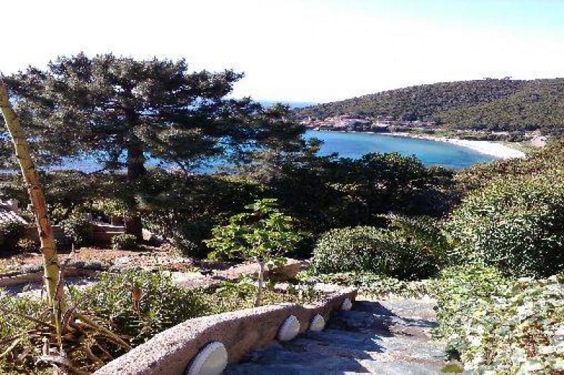 Location de vacances - Villa à Conca - Descente à la plage
