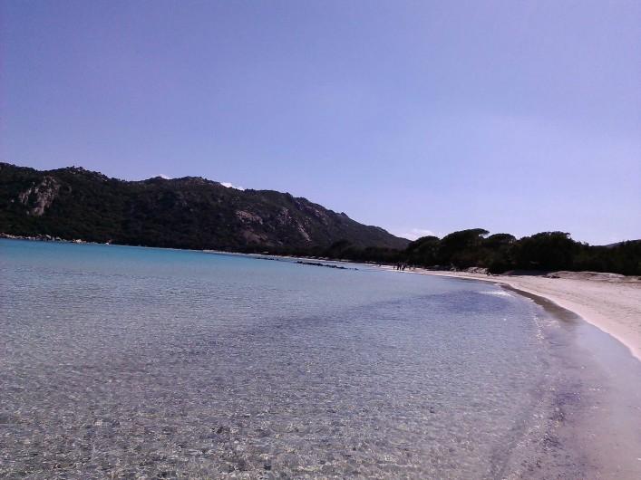 Location de vacances - Villa à Conca - Santa Giullia Comme un lagon