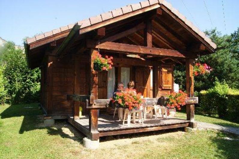 Location de vacances - Camping à Doussard