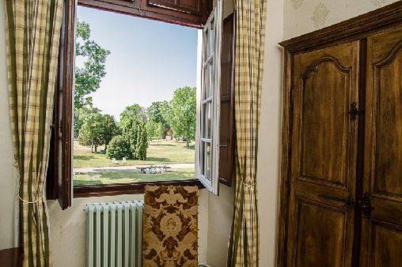Location de vacances - Château - Manoir à Montbras