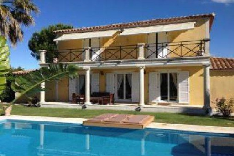 Location de vacances - Maison - Villa à Saturargues