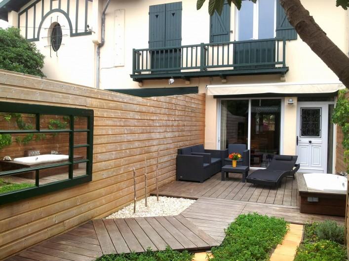 Location de vacances - Appartement à Lège-Cap-Ferret