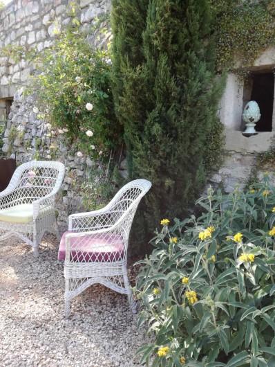 Location de vacances - Gîte à Tharaux - Pour lire ou rêver ...