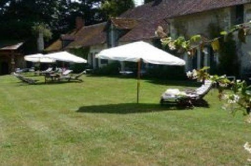 Location de vacances - Chambre d'hôtes à Faverolles-sur-Cher