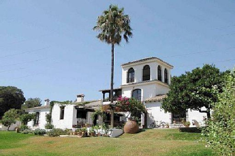 Location de vacances - Gîte à Alhaurín de la Torre