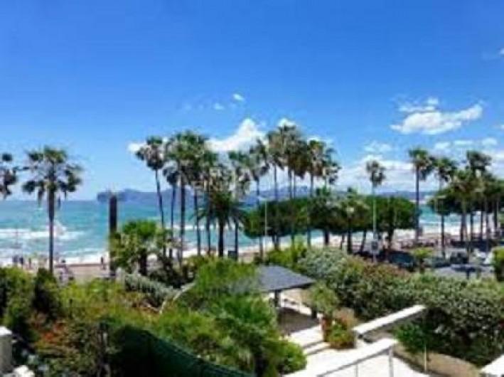 Location de vacances - Studio à Cannes - les plages