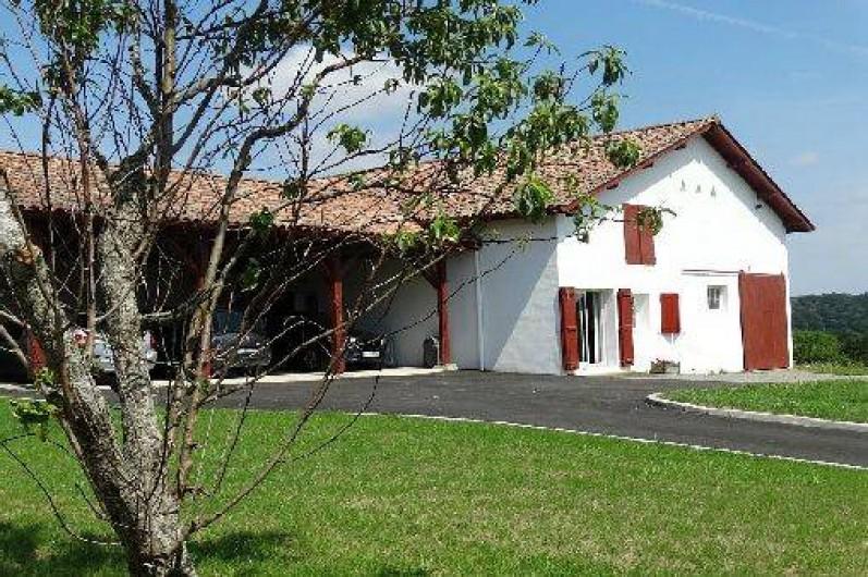 Location de vacances - Gîte à Arraute-Charritte