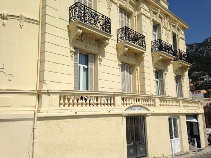 Location de vacances - Appartement à Monaco-Ville - la maison sans vis à vis