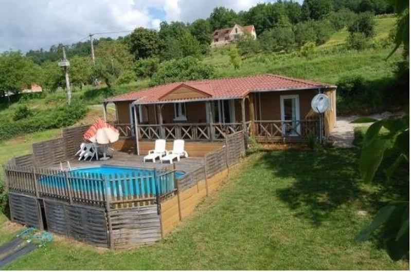 Location de vacances - Gîte à Aubas - maison aubas