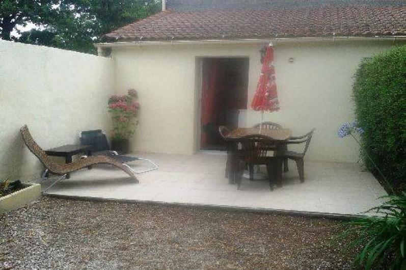 Location de vacances - Gîte à Saint-Avaugourd-des-Landes
