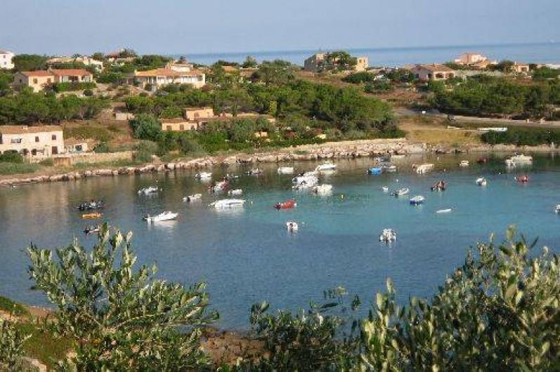 Location de vacances - Studio à Algajola