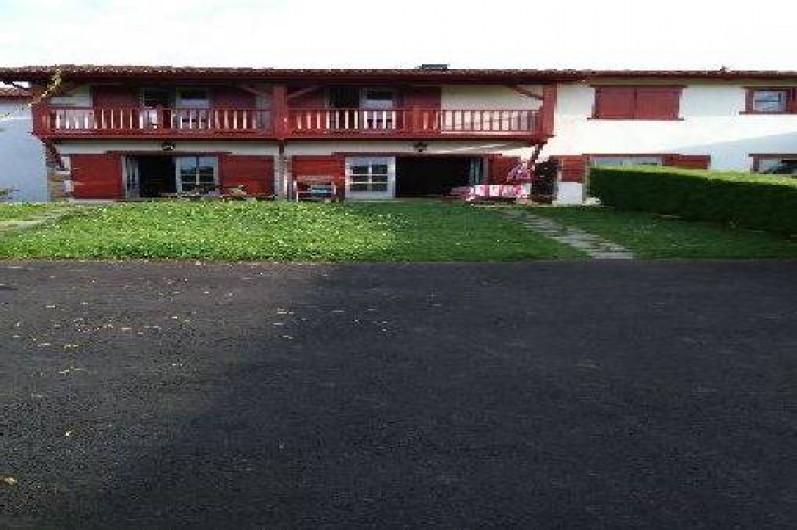 Location de vacances - Gîte à Saint-Pée-sur-Nivelle